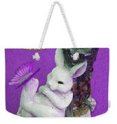 Happy Easter Card 4 Weekender Tote Bag