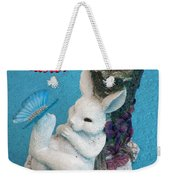 Happy Easter Card 7 Weekender Tote Bag