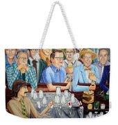 Happy Hour Weekender Tote Bag