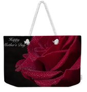 Happy Mother's Day Weekender Tote Bag by Garvin Hunter