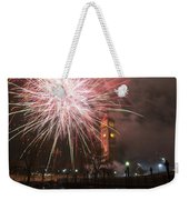 Happy New Year 2014 B Weekender Tote Bag