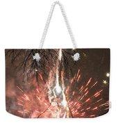 Happy New Year 2014 Three Weekender Tote Bag