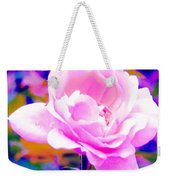 Happy Rose Weekender Tote Bag