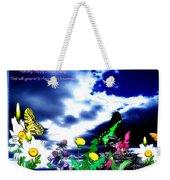 Happy Seeds Inspiration Weekender Tote Bag