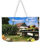 Happy Thanksgiving 2013 Weekender Tote Bag