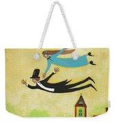 Happy Time Weekender Tote Bag