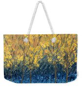 Happy Trees Weekender Tote Bag