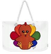 Happy Turkey Day Weekender Tote Bag
