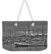 Harbor And Marina Monterey 2 Weekender Tote Bag