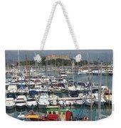 Harbor Antibes  Cote D'azur Weekender Tote Bag