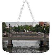 Harbor Bridge - Baltimore Harbor Weekender Tote Bag