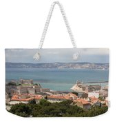 Harbor Entrance Marseille Weekender Tote Bag