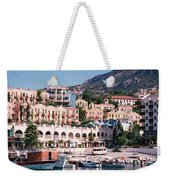 Harbor, Kalkan, Turkey Weekender Tote Bag