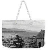 Harbor Lookout - Monte Carlo Weekender Tote Bag