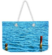 Harbor Markers Weekender Tote Bag
