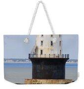 Harbor Of Refuge Light  Weekender Tote Bag