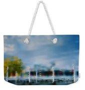 Harbor Reflections Weekender Tote Bag