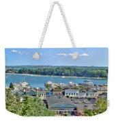 Harbor Springs Michigan Weekender Tote Bag