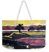 Harbour Town Dusk Sc Weekender Tote Bag