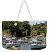 Harbor Views Weekender Tote Bag
