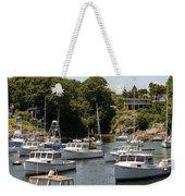 Harbor Views Weekender Tote Bag