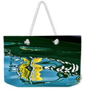 Harbour Master Abstract Weekender Tote Bag