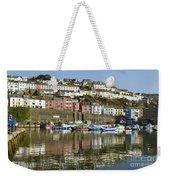 Harbour Mirrored Weekender Tote Bag