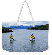 Harbour Sailing Weekender Tote Bag