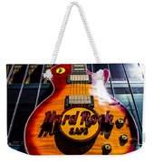 Hard Rock Weekender Tote Bag