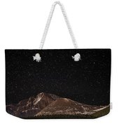 Hardened With Time Weekender Tote Bag