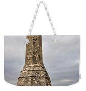 Hardy Monument Weekender Tote Bag