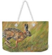 Hare Weekender Tote Bag