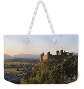 Harlech Castle Wales Weekender Tote Bag