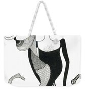 Harlekin Trunks Weekender Tote Bag