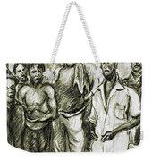 Harlem Guys - New York Art Weekender Tote Bag