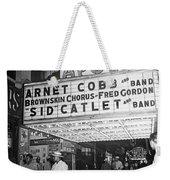 Harlem's Apollo Theater Weekender Tote Bag