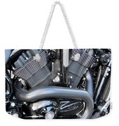 Harley Close-up Engine Close-up 1 Weekender Tote Bag