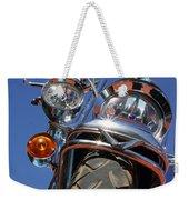 Harley Close Up Weekender Tote Bag