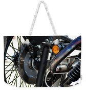 Harley Cycle Weekender Tote Bag