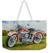 Harley Davidson 1943 Weekender Tote Bag