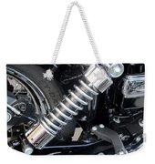 Harley Engine Close-up 2 Weekender Tote Bag