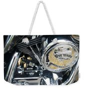 Harley Live To Ride Weekender Tote Bag