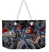 Harley Pair Weekender Tote Bag