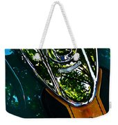 Harley Tank In Oils Weekender Tote Bag