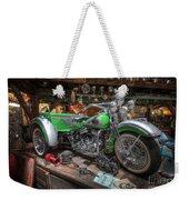 Harley Trike Weekender Tote Bag
