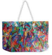 Harmony Despite Differences 1 Weekender Tote Bag