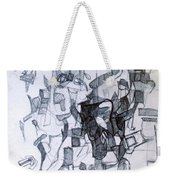 Harmony Despite Differences 2 Weekender Tote Bag