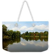 Harmony On The Boyne River Weekender Tote Bag