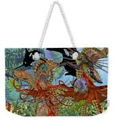 Harmony Under The Sea Weekender Tote Bag