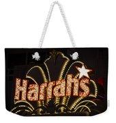 Harrahs - Las Vegas Weekender Tote Bag